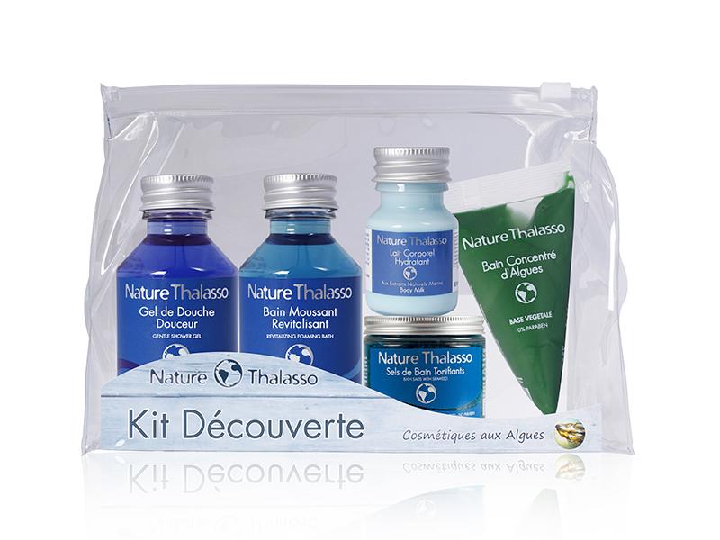 kit découverte Nature Thalasso