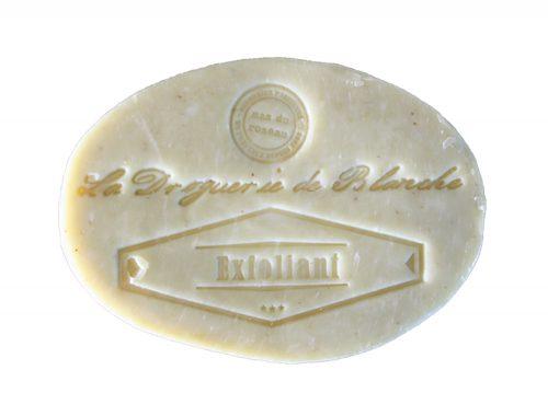 savon exfoliant argile