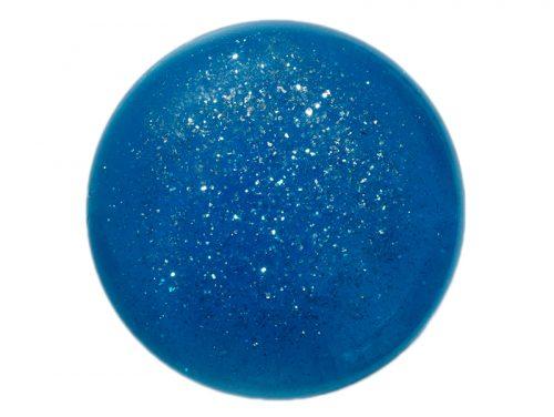 savon bleu paillettes santemer