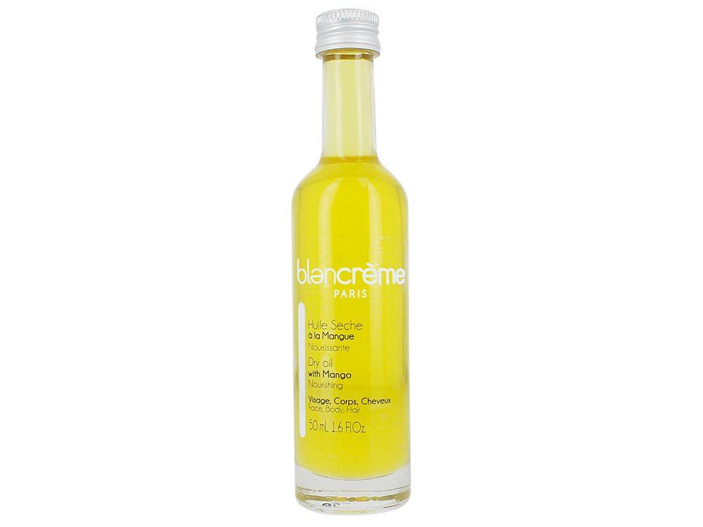 huile mangue blancreme