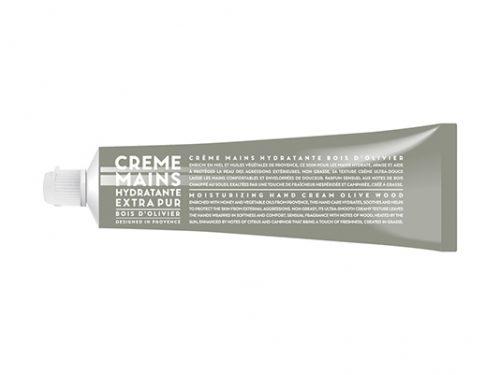 crème mains bois d'olivier compagnie de provence
