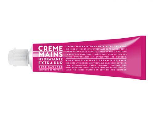 crème mains rose compagnie de provence