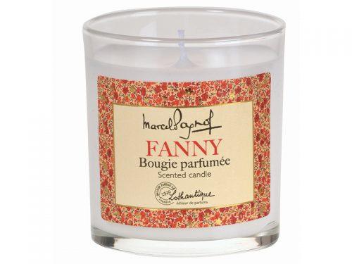 bougie parfumée fanny